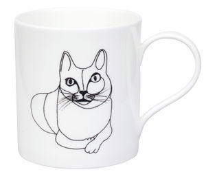 Siamese Cat - tableware