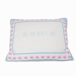 May 'All You Need Is Love' Cushion - view all sale items