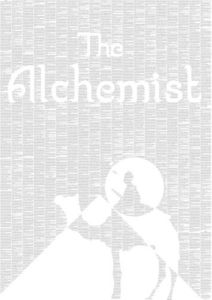 The Alchemist By Paulo Coelho - modern & abstract