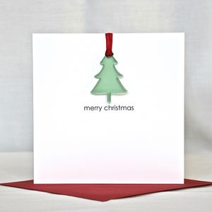 Pack Of Four 'Merry Christmas' Cards - shop by category