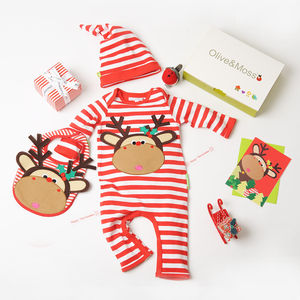 Maximillian The Moose Christmas Gift Set