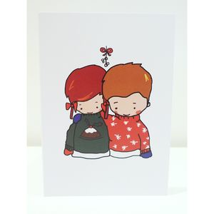 Christmas Card Pack: Six 'Christmas Jumpers' Cards - view all gifts