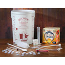 Complete Lager Beer Home Brewing Kit