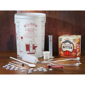 Complete Bitter Beer Home Brewing Kit