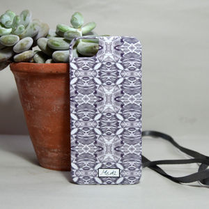 Symmetry Pattern iPhone Case - bags & cases
