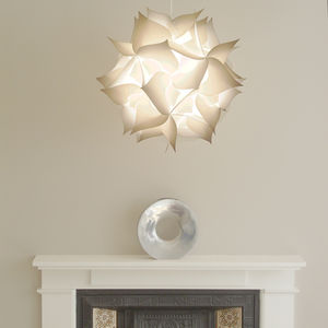 Flame Shape Decorative Light Shade