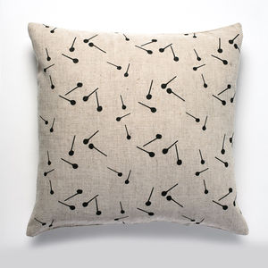 Whitebeam Linen Cushion Cover - cushions
