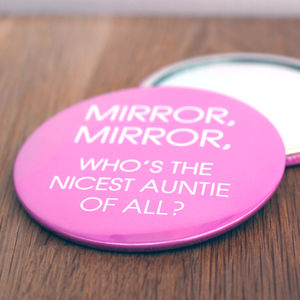Mirror, Mirror Auntie's Compact - beauty accessories