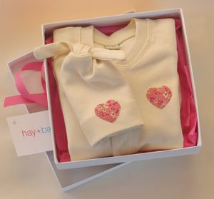 Pink New Baby Box Set