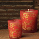 Victorian Christmas Eco Soya Candle