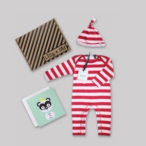 Baby Girls Luxury Gift Set Free Card And Box - babygrows