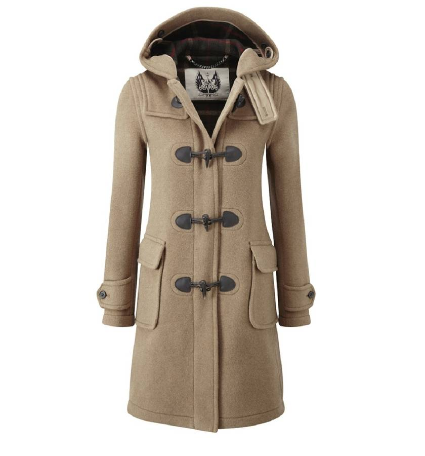 british duffle womens long duffle coat by country attire ...