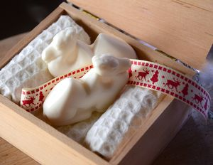 Festive Shaped Soaps And Room Spray - gift sets