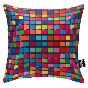 Bertie Rainbow Boingy Cushion