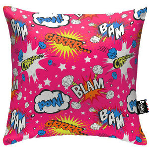 Bosh Pink Boingy Cushion
