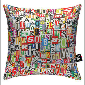 Gossiper Boingy Cushion - children's room