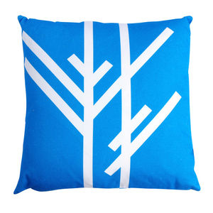 Stitch Geometric Cushion - cushions
