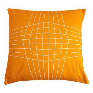 Op Box Geometric Cushion