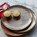 Wood Design Melamine Plates