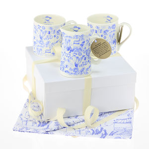 Garden Gift Set - tea towels