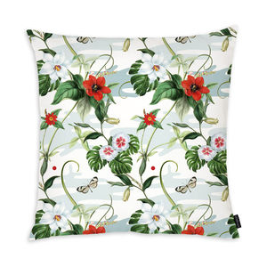 Floral Flutter Cushion