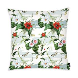 Floral Flutter Cushion