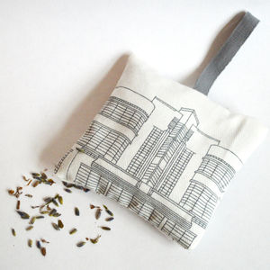 Deco Building Lavender Bag - decorative accessories