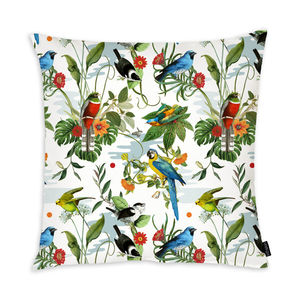 Jungle Fever Cushion - living room