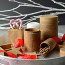 Aromatic Cinnamon Bark Storage Box Collection