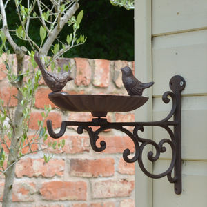 Bird Table And Feeder