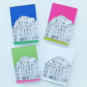 Edinburgh Castle Card Set