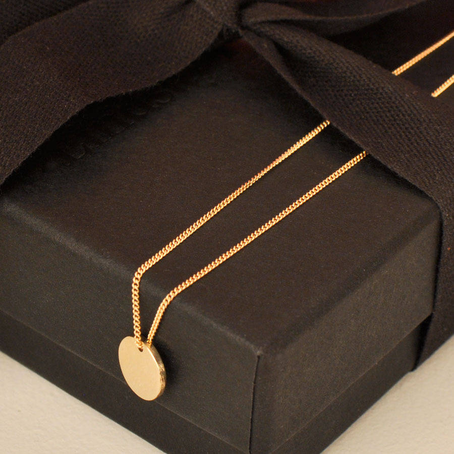 anchor charm women bridesmaids nautical necklaces beautiful simple gift jewelry gold necklace