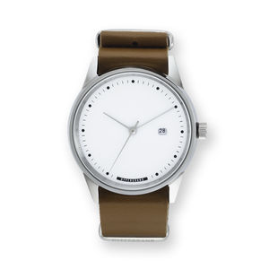 Hypergrand Maverick Honey Brown Leather Watch