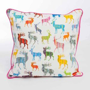 Multi Stag Cushion - living room