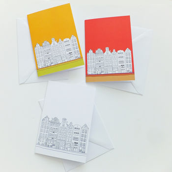 Amsterdam Notecards Set