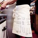 Waist Apron Cooking Guide