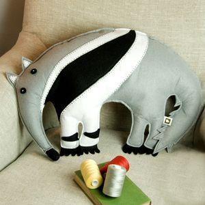 Anteater Cushion