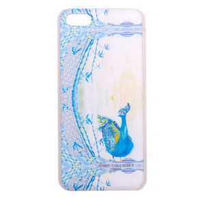 Peafowl Peacock Bamboo iPhone Five/ 5C Samsung S5 Case