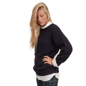 Women's Beauport Gansey Sweater - jumpers