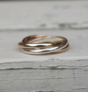 Russian Wedding Band - wedding rings