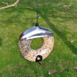 Delux Ring Bird Seed Feeder