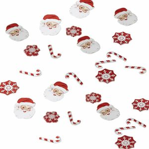Christmas Santa Table Confetti