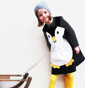 Penguin Dress - fancy dress
