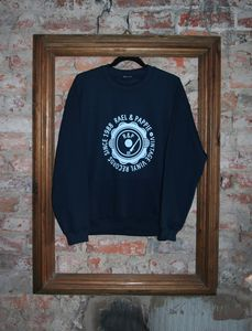 'R And P Vintage Vinyl' Sweatshirt - hoodies & sweatshirts