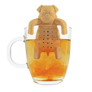Pug In A Mug Silicone Tea Infuser