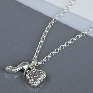 Charm Necklace For Teenagers - women's jewellery