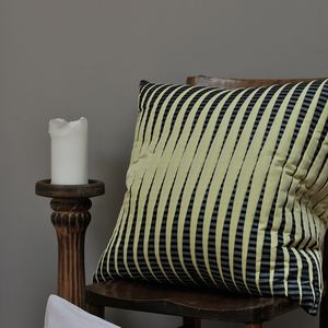 Geometric Square Cushion - cushions