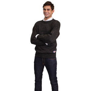 Men's Trinity Wool Jersey Sweater