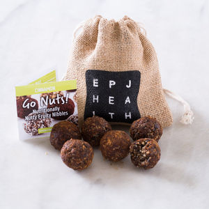 Go Nuts! Artisan 'Free From' Cinnamon Sweet Treats - dairy free food gifts