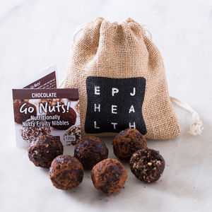 Go Nuts! Artisan 'Free From' Chocolate Sweet Treats - dairy free food gifts